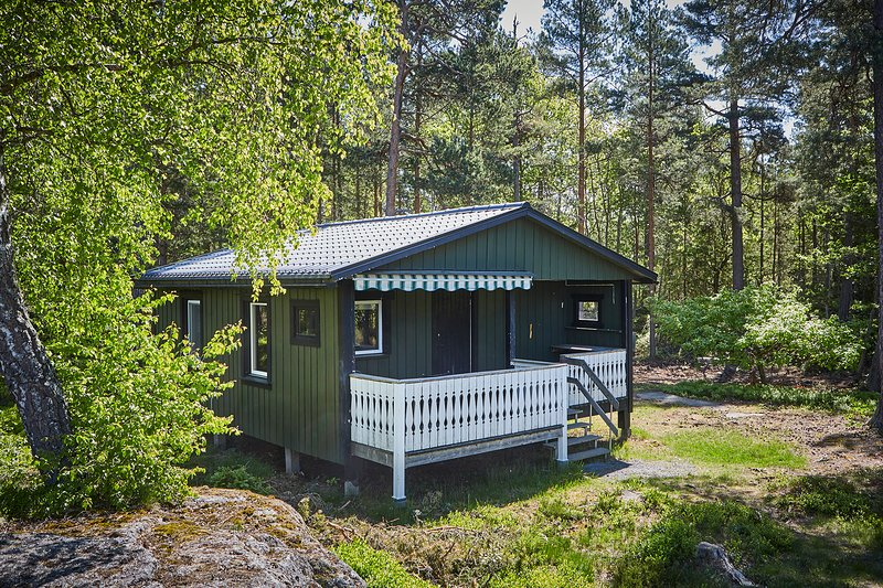 Gröna Stugan, holiday rental in Lidkoping