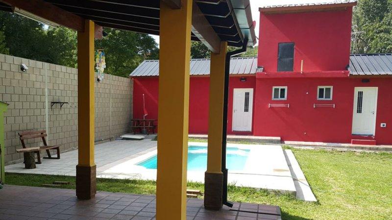 Mi Lugar Serrano 3, location de vacances à La Falda