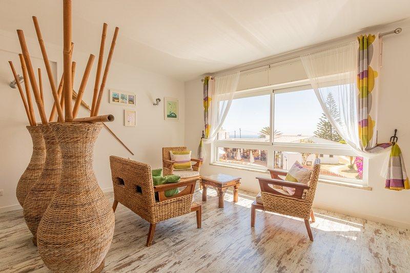 Studio vue sur la mer - Plage du Beliche, vakantiewoning in Sagres