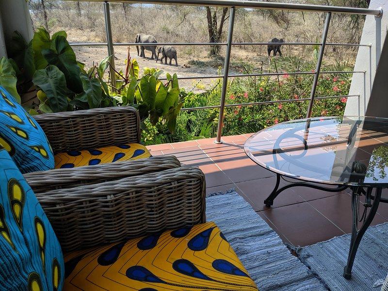 The Residence Kazungula,  Chobe, Botswana, vacation rental in North-West District