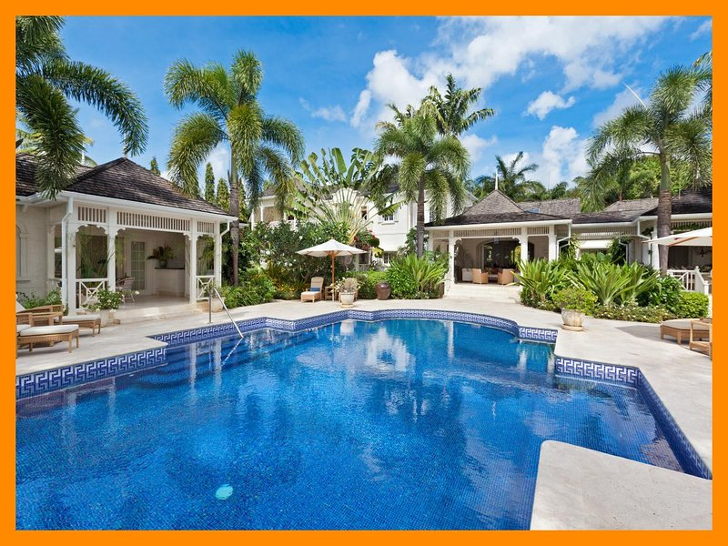 Coco De Mer - Sandy Lane villa with private pool, vacation rental in Sunset Crest