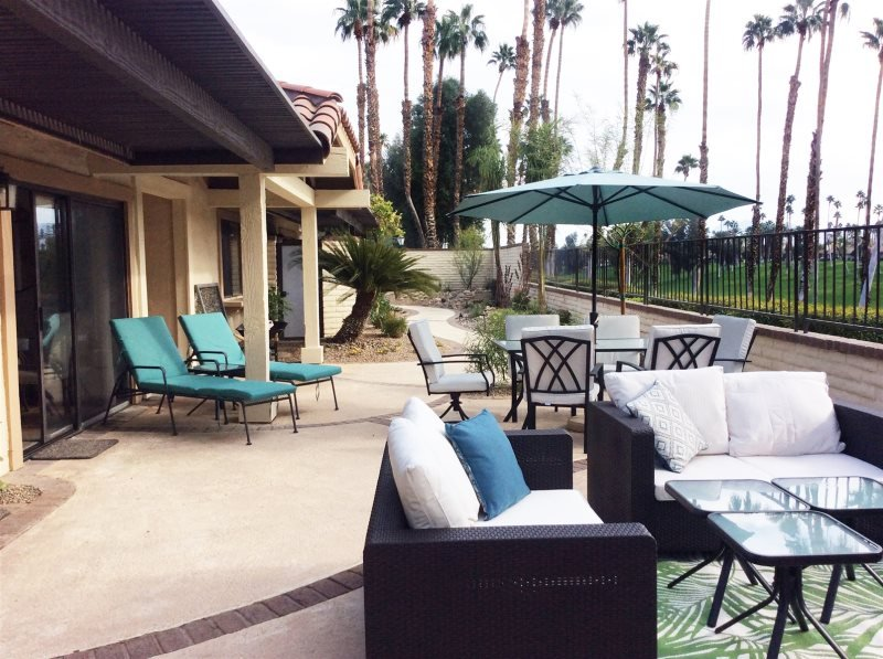 SER297 - Monterey Country Club - 3 BDRM, 2 BA, casa vacanza a Greater Palm Springs