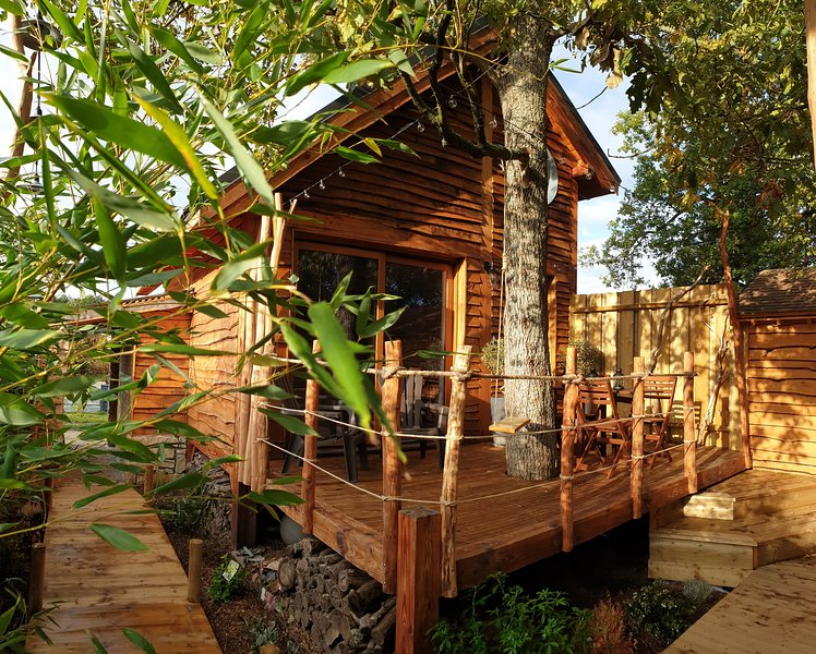 Kabanéo - Gîte & sauna - Samois Sur Seine - Forêt de fontainebleau., vacation rental in Vernou-la-Celle-sur-Seine
