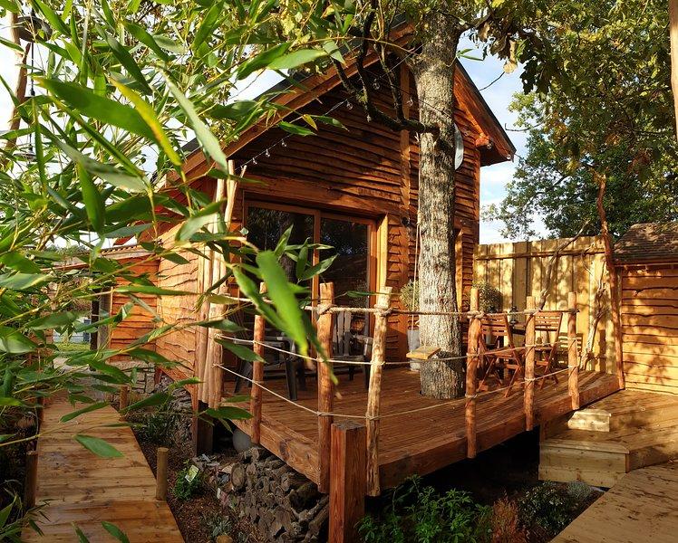Kabanéo - Gîte & sauna - Samois Sur Seine - Forêt de fontainebleau., holiday rental in Nangis