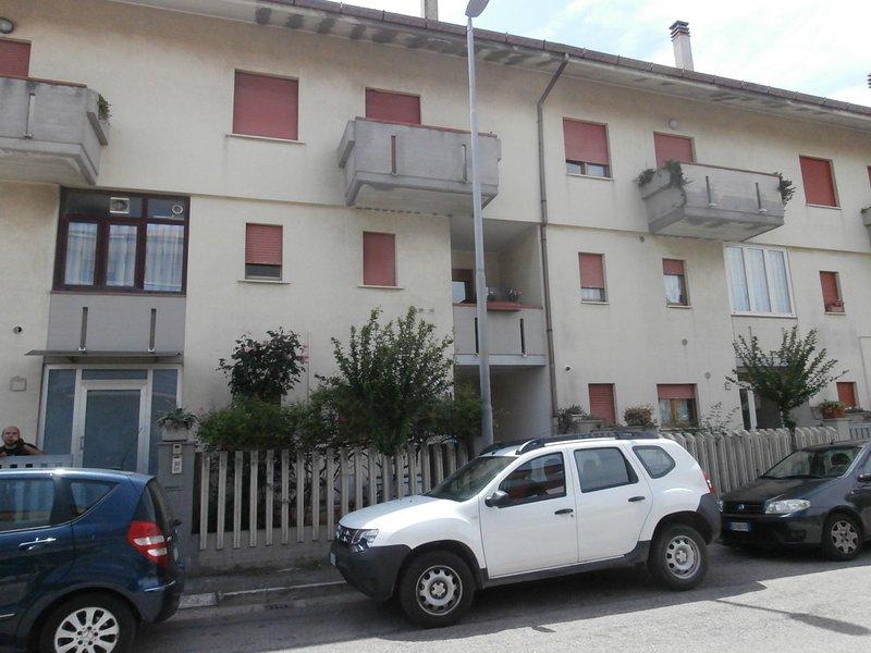 Italian Dream ~ sea front, holiday rental in Giulianova