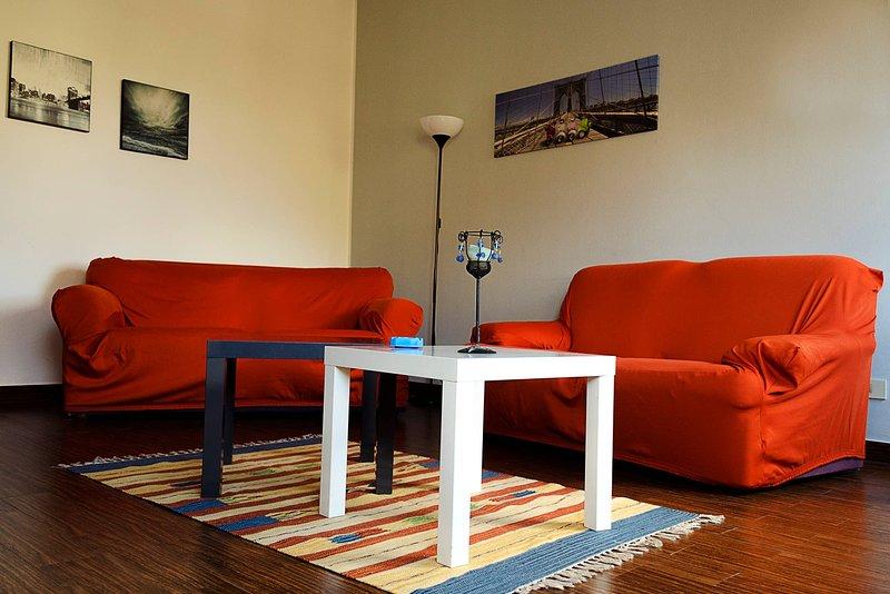Casa Vacanze Raffo Rosso,casa Elgan, alquiler vacacional en Landro