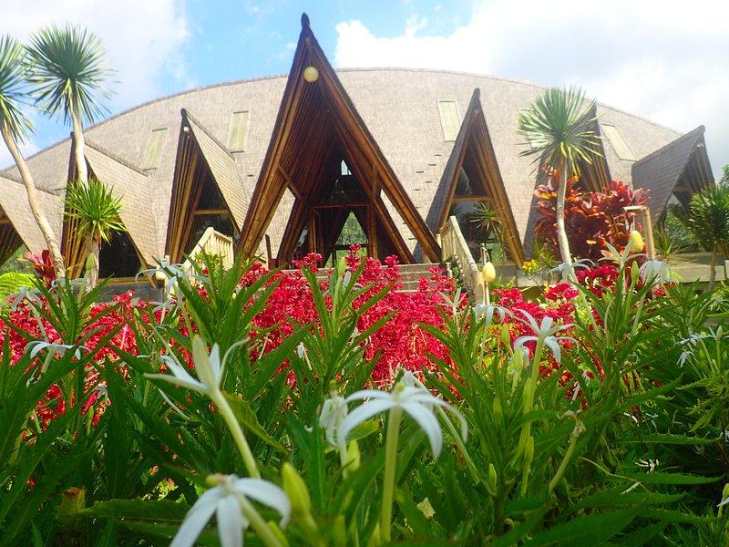 2 bedroom house eco village Bali, alquiler vacacional en Abianbase