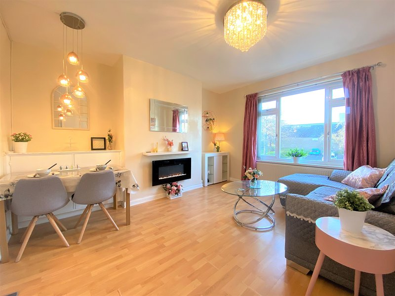 Diana's house - city centre, next to St James Park, holiday rental in Wylam