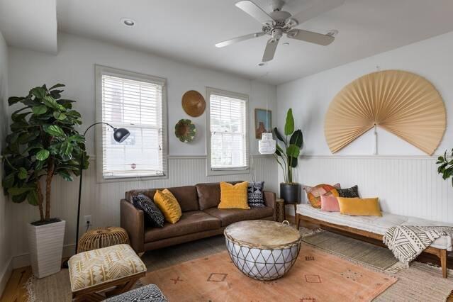 Bohemian living room!