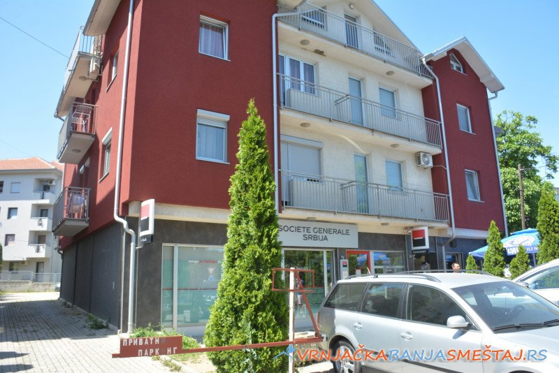 Petar Apartment, location de vacances à Kraljevo
