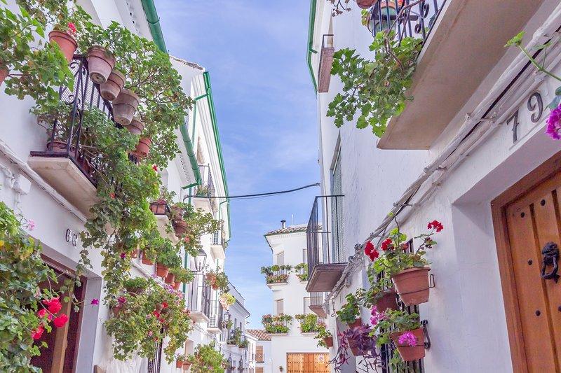 Alojamiento en el Corazón del Barrio de La Villa – semesterbostad i Priego de Cordoba