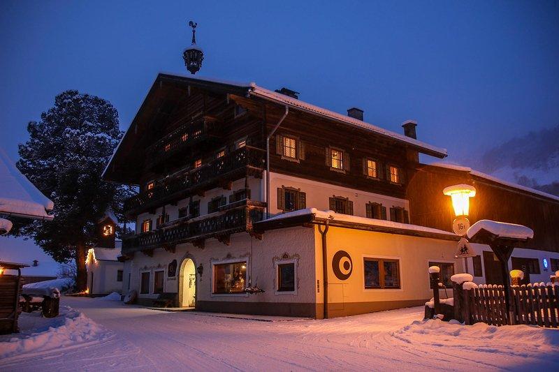 Kraftquelle Herrnmühle, location de vacances à Bramberg am Wildkogel