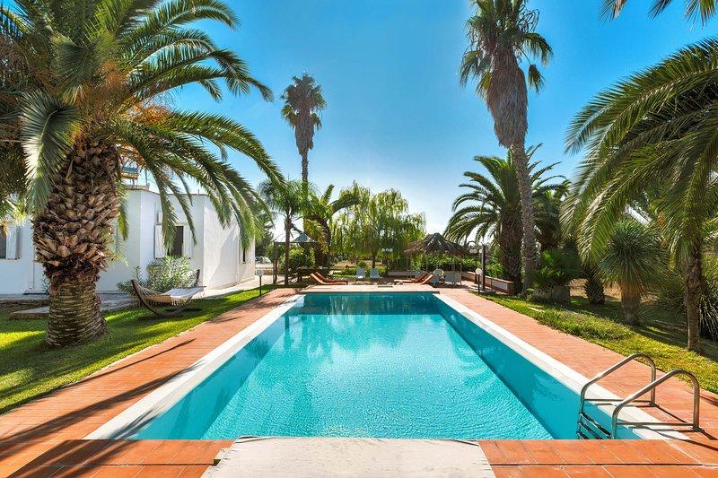 Villa Le Due Sorelle; Salento, vacation rental in Ugento