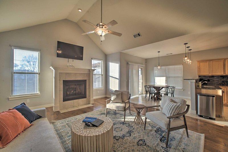 Goditi i comfort di casa e i servizi di lusso in questa casa vacanza!