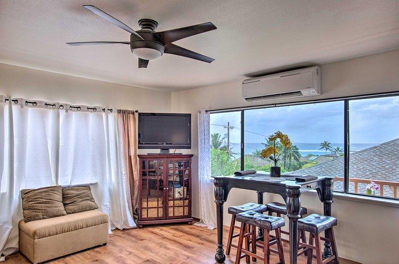 NEW! Coastal Townhome w/View, Short Walk to Beach!, holiday rental in Poipu