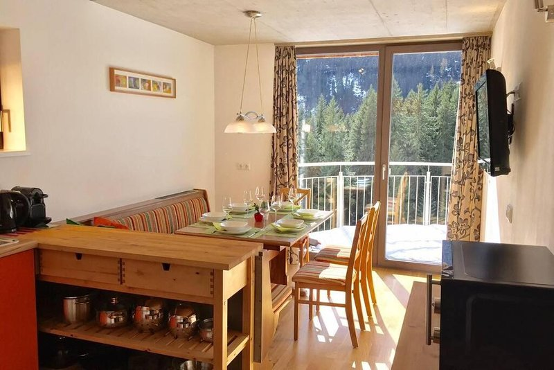 Haus 37, alquiler vacacional en St. Anton am Arlberg