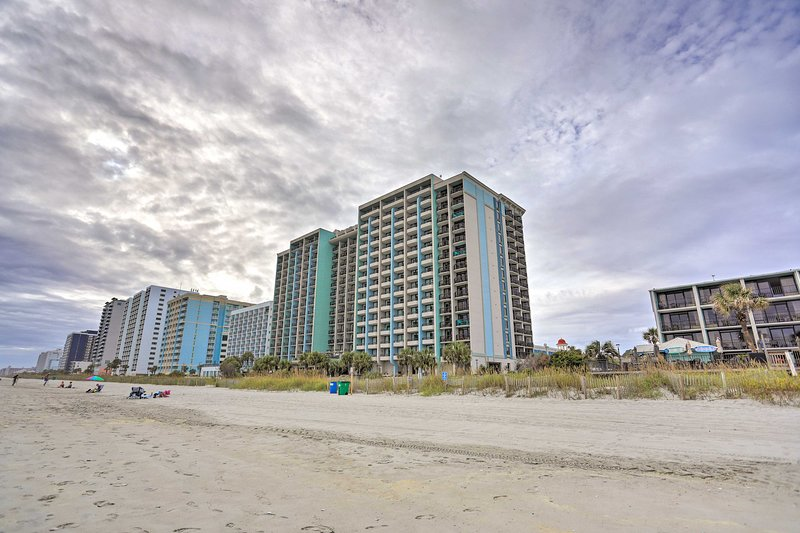 Your next Myrtle Beach adventures await at Compass Cove Resort!