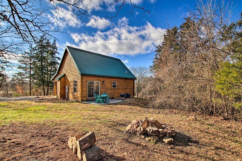 Updated Rural Retreat in New Haven Near Vineyards!, alquiler de vacaciones en Union