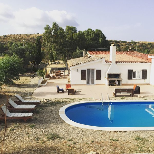 Domu Prexada, Sardinien Rural Cottage, holiday rental in Villaggio delle Mimose
