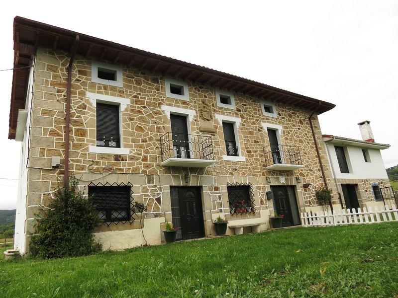 casa rural el setal ( alquiler integro de la vivienda e independiente)