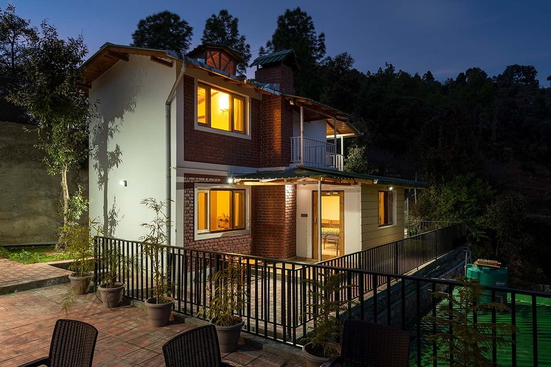 Dream Cottage 4 by Vista Rooms, holiday rental in Mukteshwar