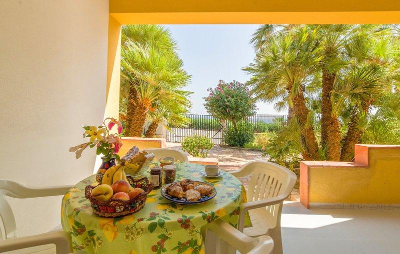 Baiarenella Residence bilocale 2+2  fronte mare, vacation rental in Sciacca