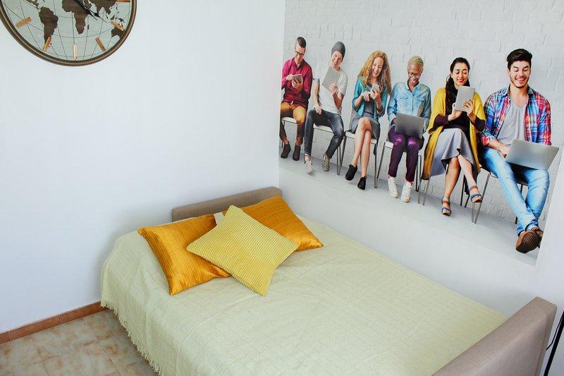 MILENIAL BARCELONA RENT FOR MONTHS, alquiler de vacaciones en Esplugues de Llobregat