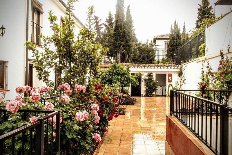 A charming apartment in the heart of Albayzin, alquiler vacacional en Víznar