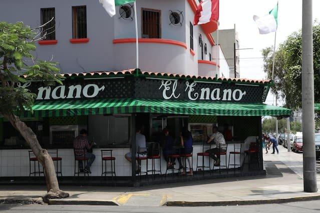 Restaurant near the apartment
