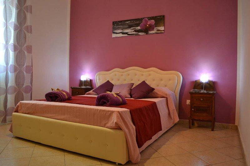 Nice apt with balcony & Wifi, holiday rental in Madonna Marina