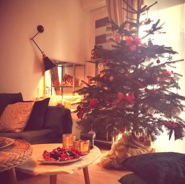 Typical French Christmas in Bordeaux-Trendy with cosy balconies - Downtown by fo, vacation rental in Bruges