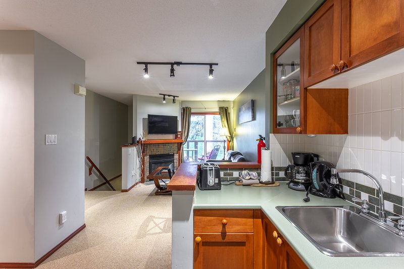 Photo of 1BR w/ Private Rooftop Deck in Whistler Village