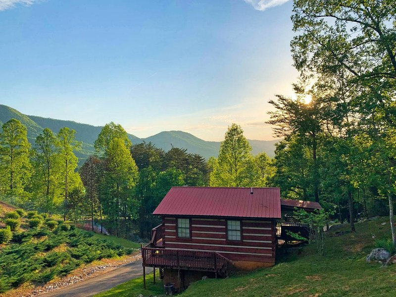 Adorable 2/1 cabin in the Smokies - Cedar Cove, vacation rental in Townsend