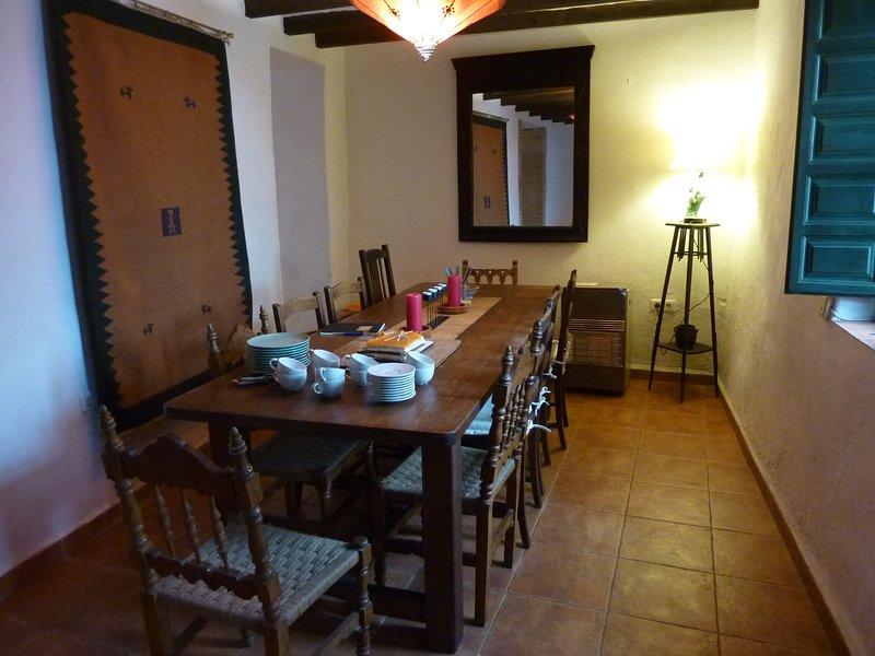 Casa de Luz, holiday rental in Benamocarra