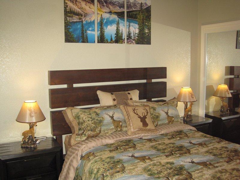 """Bear and Deer"" 2 Bedroom private suite, location de vacances à Lincoln"