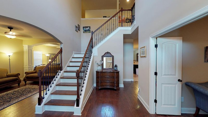 Executive 6 BR, 6BA, Home, Billiards, Home Theater, Library!, vacation rental in Peachtree City