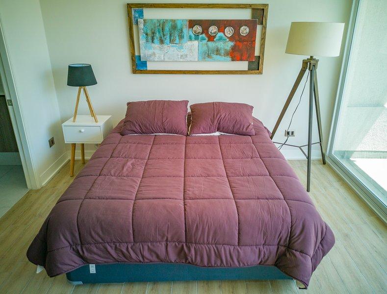 Apartamento para 2 o 4 Personas independientes, location de vacances à Viña del Mar