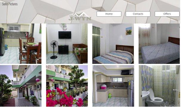 J-wyn Suites, location de vacances à Ilocos Region
