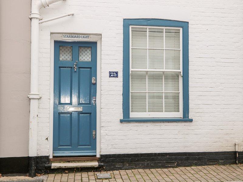 25 Captains Row, Lymington, holiday rental in East Boldre
