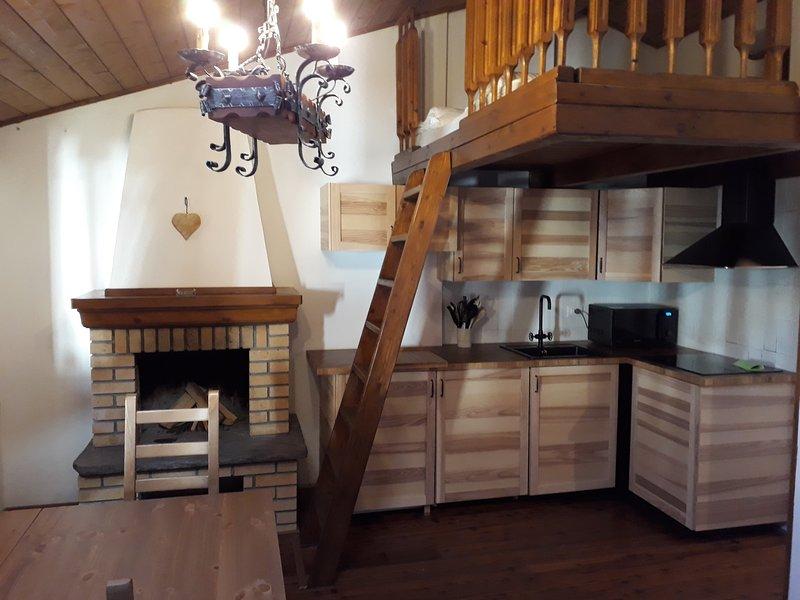 Appartamento 'Col Rodella'  Val di Fassa Mazzin Campitello, holiday rental in Campestrin