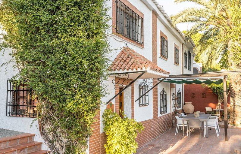 Alojamiento Rural El Valle, casa El Laurel (6-8 personas), holiday rental in Niguelas