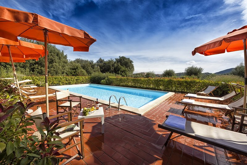 Villa Donatella, location de vacances à Montisi
