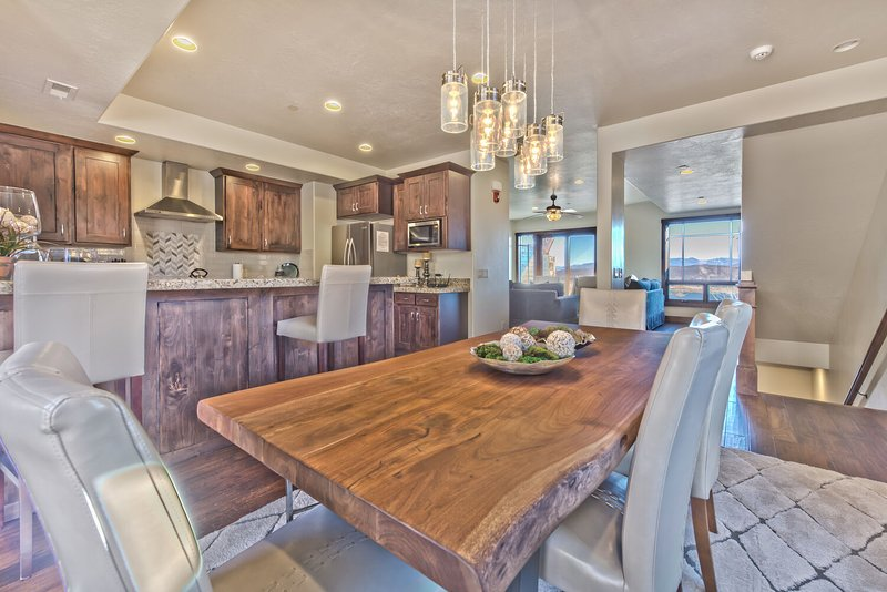 Park City Fairway Springs Has Hot Tub and Grill - UPDATED ...