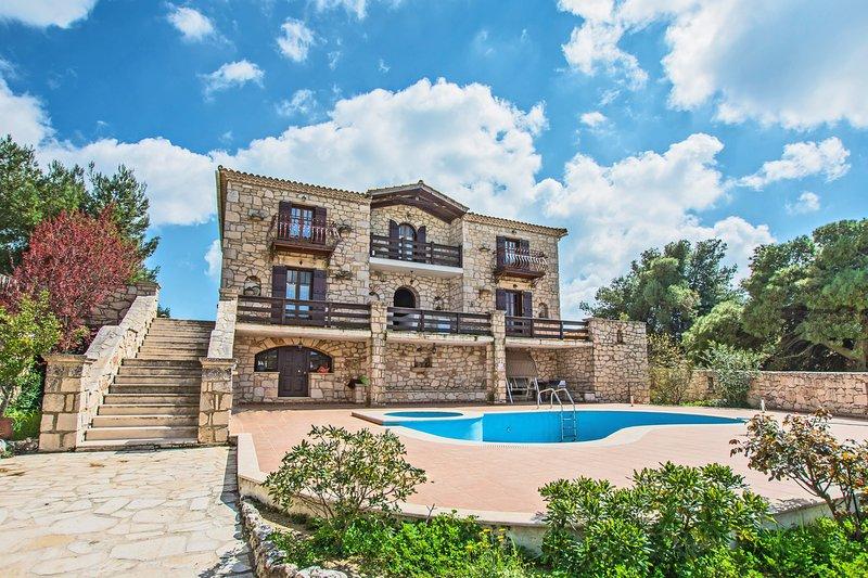 Vivian Villa Large Family Villa, holiday rental in Lagopodo