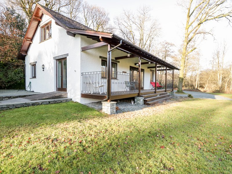 Low Water End, Water Yeat, Coniston Water, holiday rental in Broughton Mills