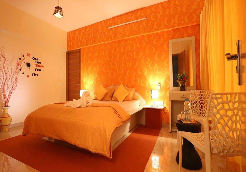 Elegant & Vibrant 4 Bedroom apartment, alquiler de vacaciones en Thane