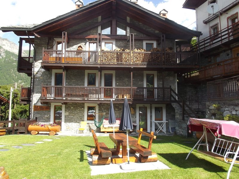 Lo Tzé 2, holiday rental in Ayas