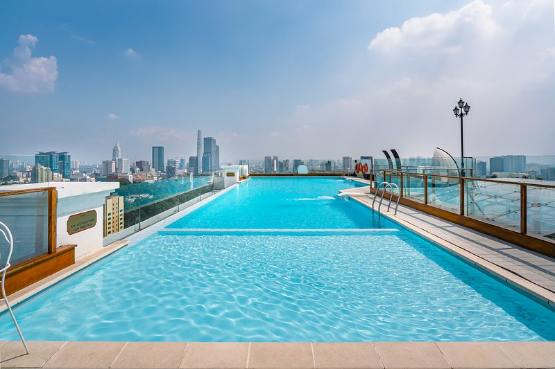 Saigon Finest - M Suites Collection by IDG - 12K, holiday rental in Ho Chi Minh City
