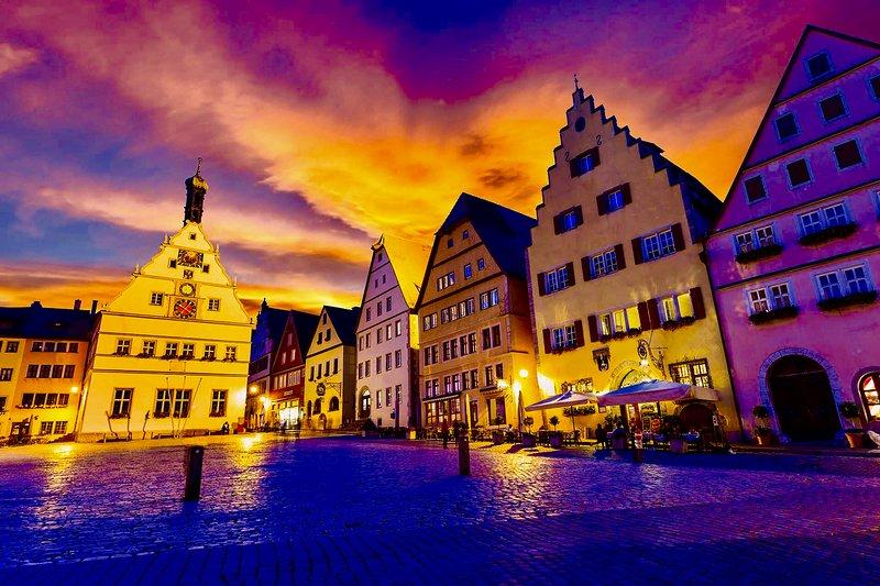 Mittelalterliches Apartment mit modernem Komfort, holiday rental in Kirchberg an der Jagst