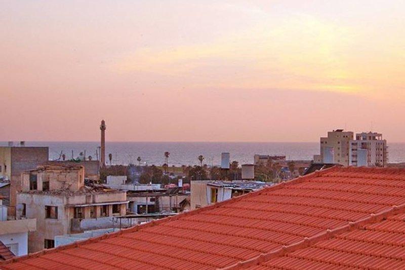 Atardecer en Tel Aviv: el must!